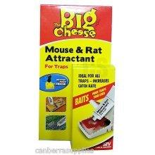 15g Mouse & Rat Trap Bait -  bait mouse rat big cheese attractant trap 26g stv163