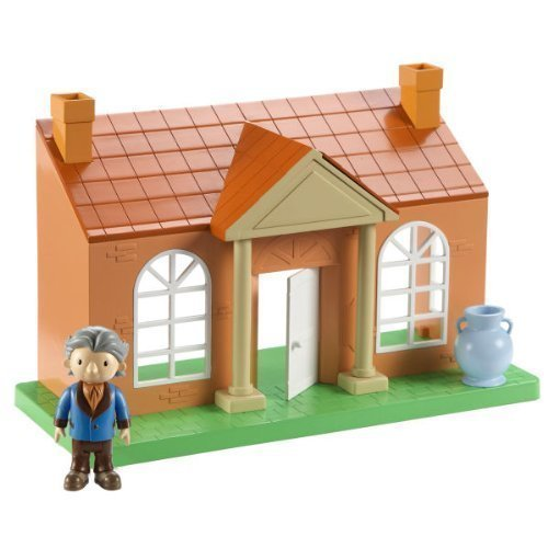 Bob The Builder Ready Steady Build Playset With Figure - Museum