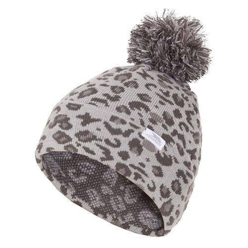 Trespass Childrens Girls Sarafina Pom Pom Beanie