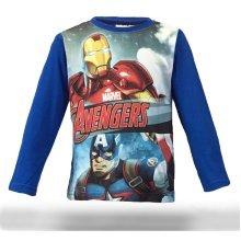 Avengers T Shirt - Blue