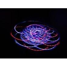 Throbbing Disco - Orbital Rave Light Toy - LED Orbital Spinning Light Show by Robs Super Happy Fun Store