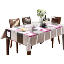 [Cubixx] Waterproof Tablecloths/Table Cloths/Table Cover (152*203CM)
