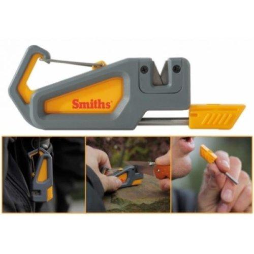 Smiths Pack Pal Knife Sharpener with Fire Starter