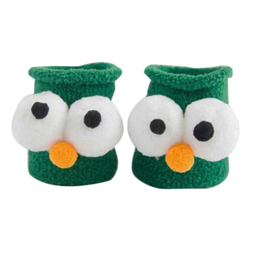 Baby Cool Socks Keep Warm Floor Socks Winter Thicken Boot Socks-A1