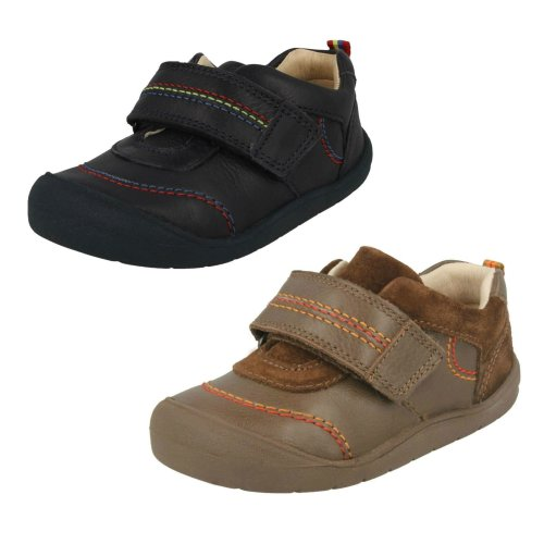 Boys Startrite Casual Shoes First Zak - F Fit