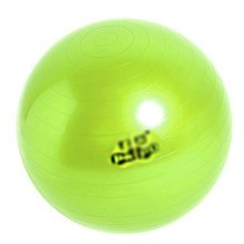 Yoga Ball Exercise Ball Casual Chair Keep Fit For People-Grass Green