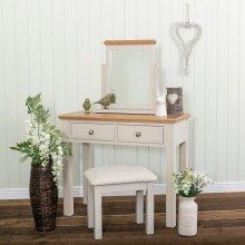 Kensington Painted Oak Dressing Table