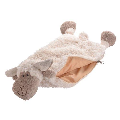 Jomanda Super Soft Sheep Hot Water Bottle & Pyjama Cover