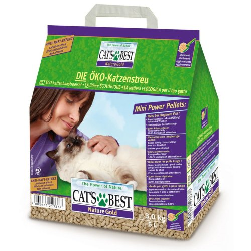 Nature Gold Clumping Cat Litter 5l (Pack of 6)