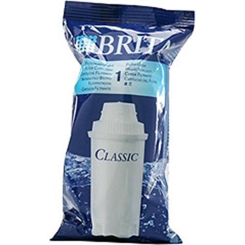 Brita Single Water Filter Cartridge -  brita classic filter cartridge water new pack cartridge