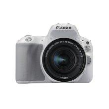 Canon EOS 200D DSLR Camera & EF-S 18-55 mm f/4-5.6 IS STM Lens - White