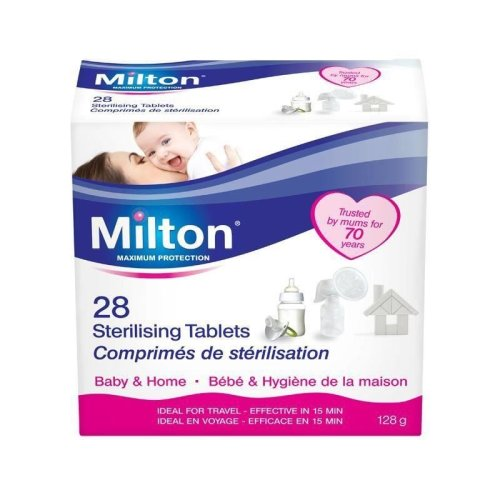 Milton Standard Sterilising Tablet 28pk - Pack Of 6