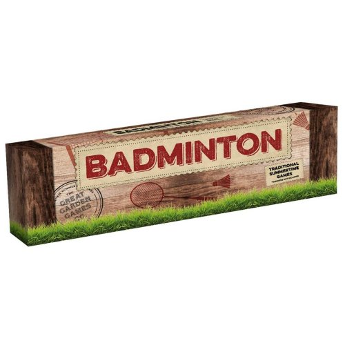 Great Garden Games Badminton Set