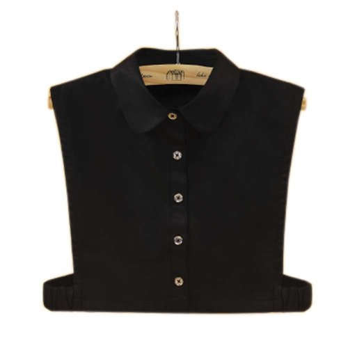Elegant Women's Fake Half Shirt Blouse Collar Detachable Collar, #05