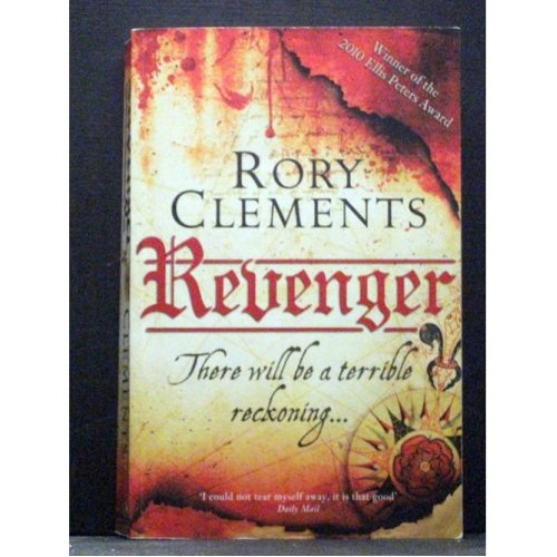 Revenger  Second book in the John Shakespeare series