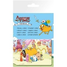 Adventure Time Group Travel Pass Card Holder