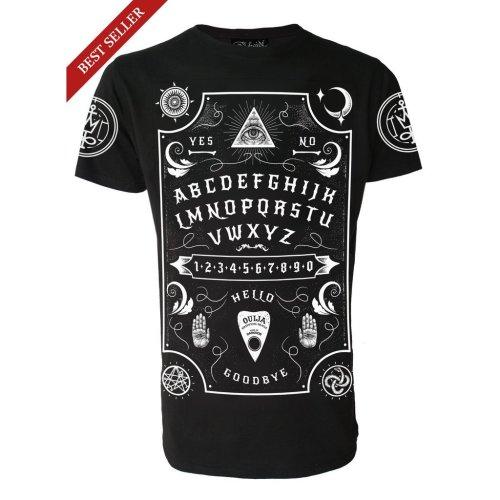 Darkside - OUIJA BOARD - Mens T-Shirt - Black