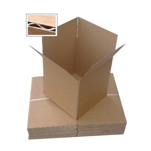 """Single Wall Box 8 x 8 x 8"""" (203 x 203 x 203mm)"""