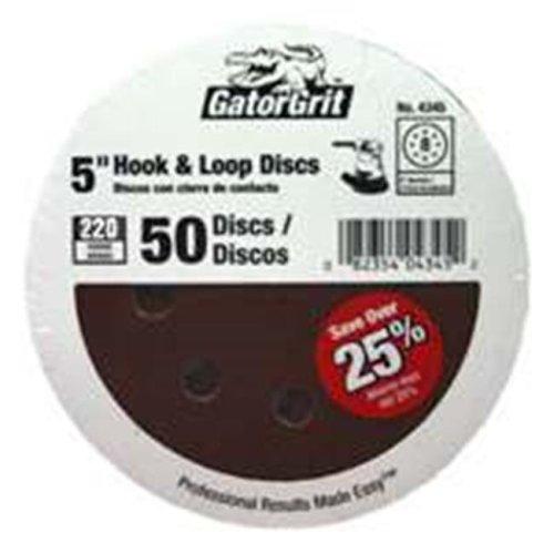 Ali Industries 4340 Gator 5 In. 8 Hole H Loop No. 220
