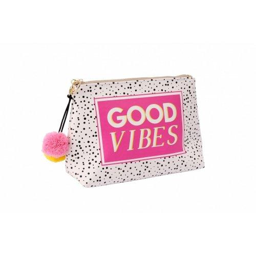 Sweet Tooth Good Vibes Wash Bag