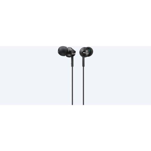 Sony MDR EX110LP In-Ear Headphones - Black