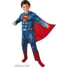 Superman Dawn of Justice Deluxe Childs Fancy Dress Costume