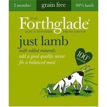 FORTHGLADE NATURAL MENU LAMB 18 x 395 gram trays GRAIN FREE