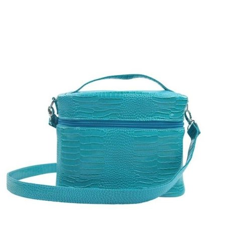 Picnic Gift 7222-BT Mojito-Four In One Insulated Cosmetics Bag, Blue