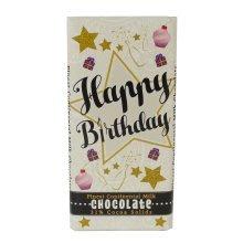 Chocolate Bar - Happy Birthday
