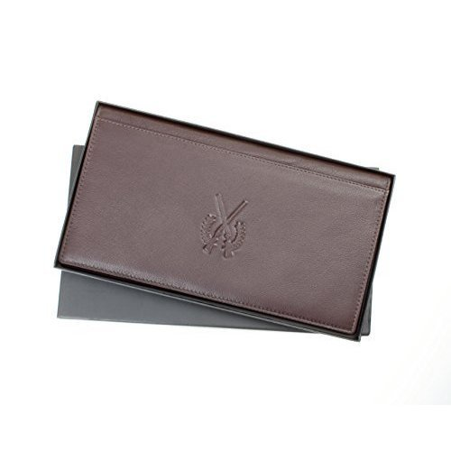 Premium Luxury Leather Shotgun & Firearm Certificate Wallet SGC/FAC Licence Holder Exclusive to Oak Tree Home ware and Gifts Made in UK
