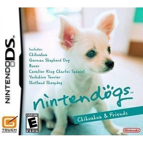 Nintendogs - Nintendogs Chihuahua & Friends (Nintendo DS)