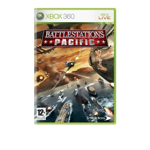 Battlestations Pacific (Xbox 360)
