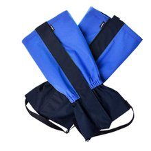 Hiking/Climbing/Camping/Skiing Shoes Gaiter For Children- Blue