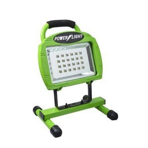 Coleman Cable 172-L1320 24 High Intensity LED Rechargeable Work Light