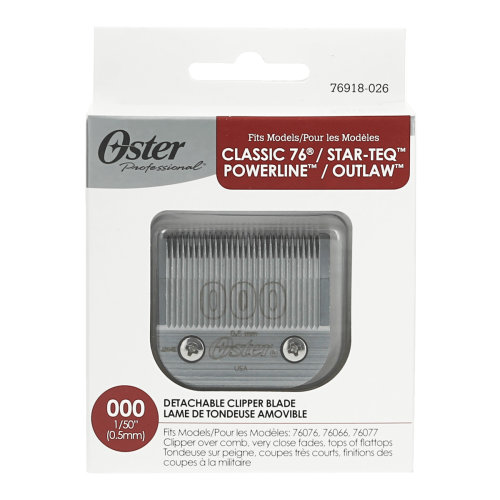 Oster Professional 76918-026 Replacement Clipper Blade