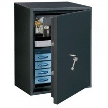 Rottner Universal 660 Double Walled Key Lock Furniture Safe