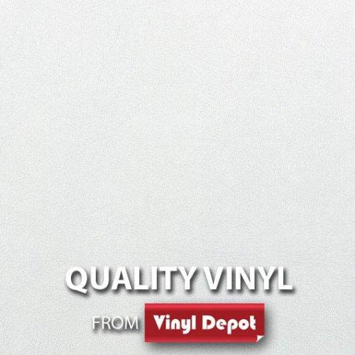 d-c-fix Sticky Self-Adhesive Decor Vinyl Fablon Leather White 900mm/m