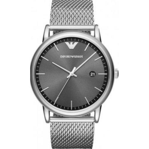 Watch AR11069 Watch Boîtier Steel Man Date