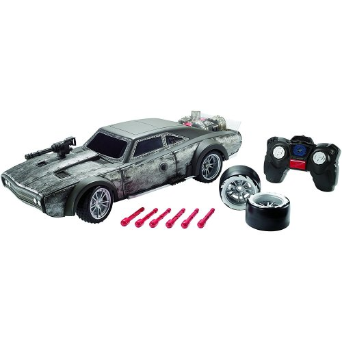 Hot Wheels FCG73 Fast and Furious/Blast and Burn Ice Charger