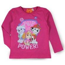 Paw Patrol Long Sleeve T Shirt - Pink