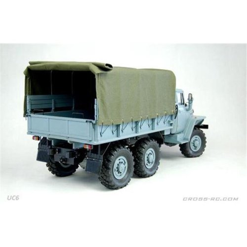 Cross RC CZRUC6 6 x 4 in. UC6 1-10 Scale Truck Crawler Kit