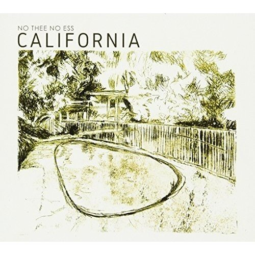 No Thee No Ess - California [CD]