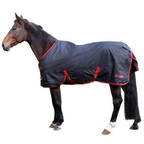 Kerbl Horse Rug RugBe Zero.1 Black 95 cm 328661