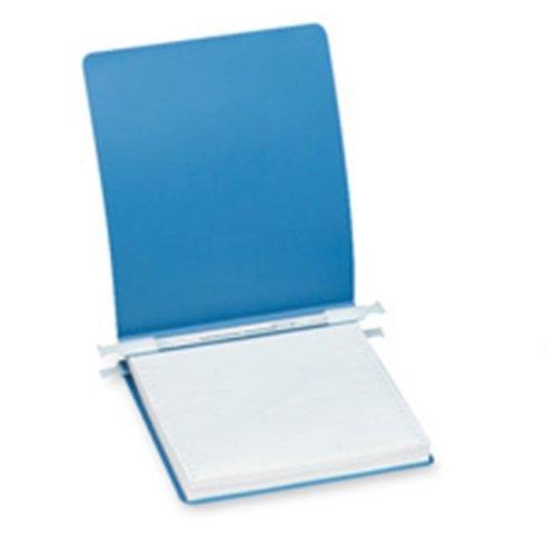 Acco Brands- Inc.  Vinyl Data Binder- Unbars- 6in. Cap- 9-.50in.x11in.- Blue