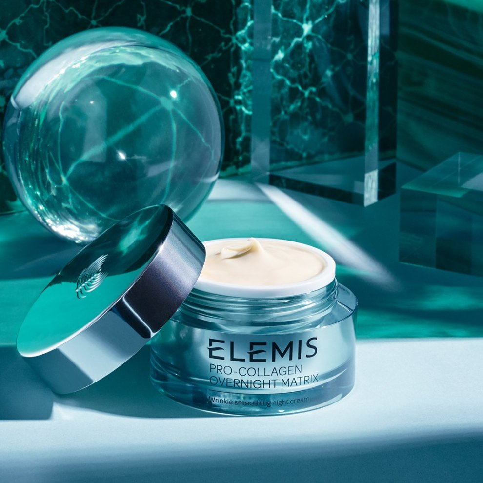 「Elemis Pro-Collagen Overnight Matrix 50ml」的圖片搜尋結果