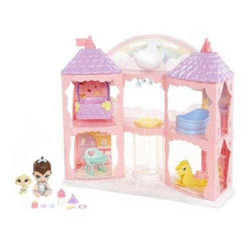 4Ever Lil Angelz Castle in the Clouds Playset