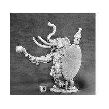 Reaper Miniatures Bones 77588 Avatar of Strength Elephant