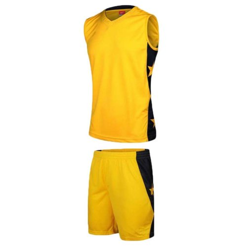 Basketball Uniform Jersey Outfit Men's Basketball Clothes