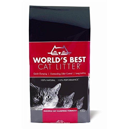 Worlds Best Cat Litter Extra Strength, 6.35kg
