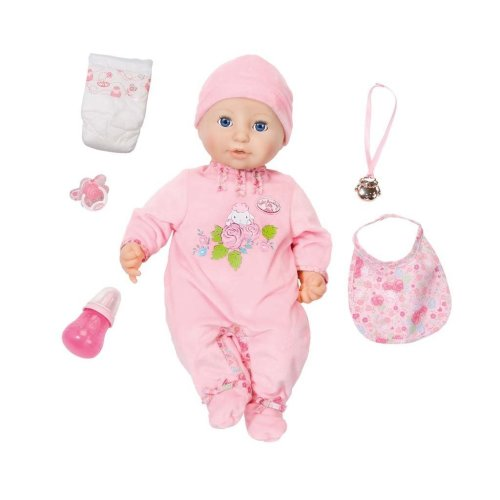 Baby Annabell Zapf Creation Doll 3 y+